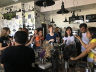 Learning about third wave coffee-Cabre Negra