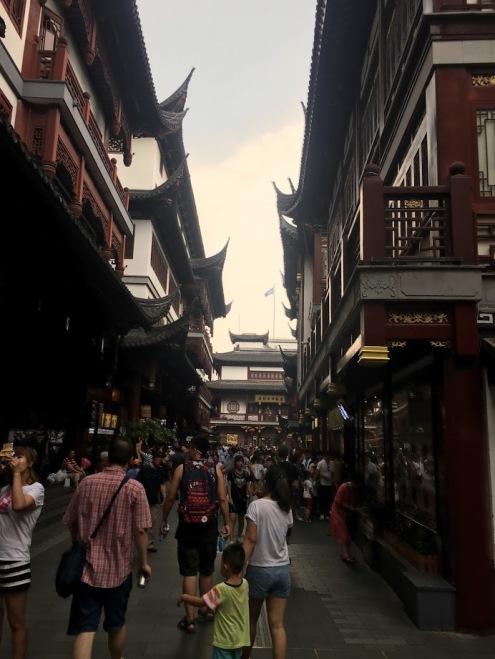 Shanghai Old Town Shopping